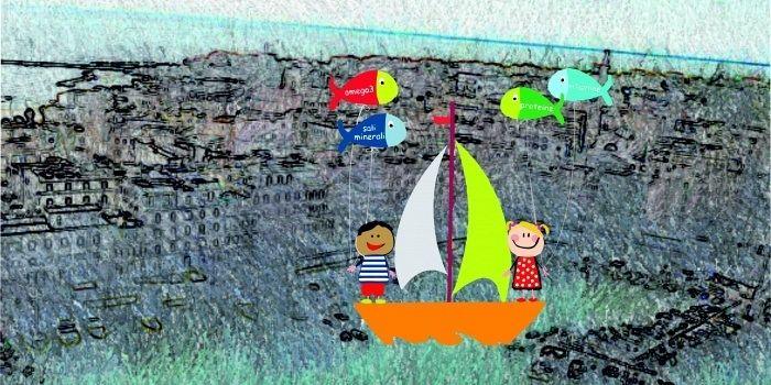 """La mensa """"ittica"""" sostenibile del Festival del Futuro 2020"""